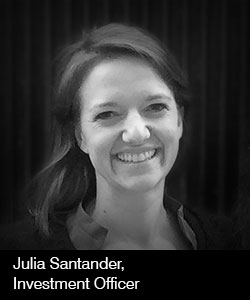 Julia Santander, Investment Officer